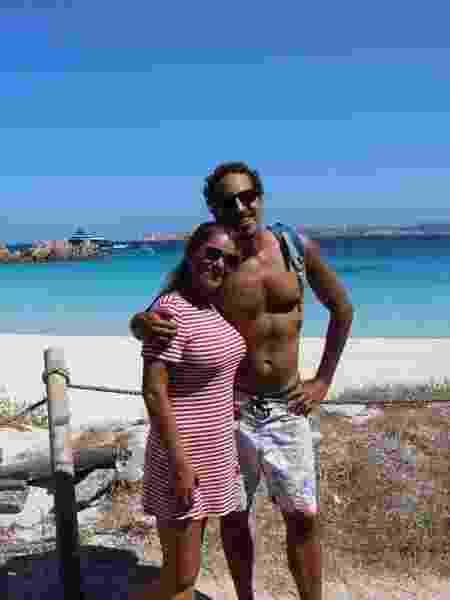 casal mediterraeo - sardenha - Arquivo pessoal - Arquivo pessoal
