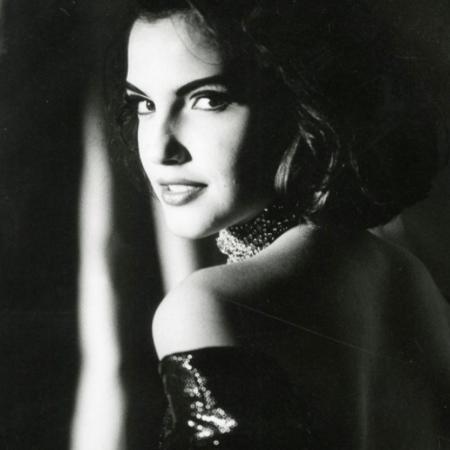 Luciana Cardoso, esposa do apresentador Fausto Silva, era modelo - Reprodução/Instagram