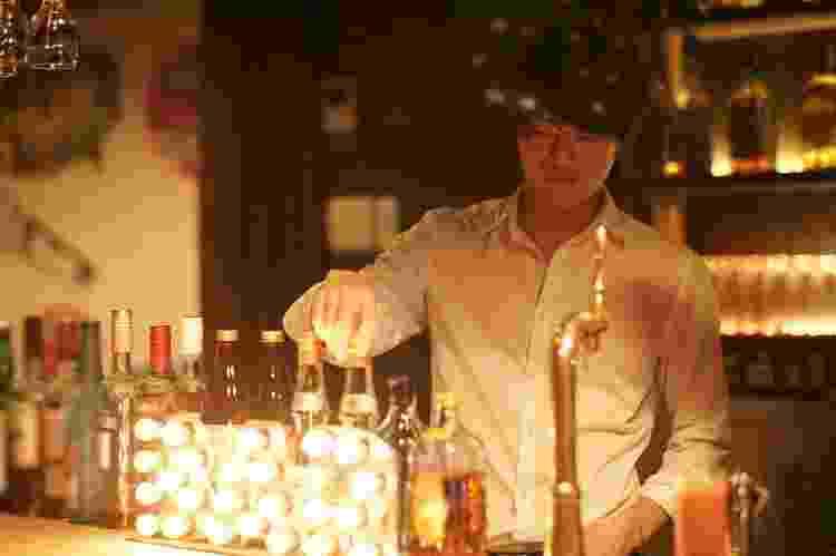 Bartender em Tóquio, no Japão - Getty Images - Getty Images