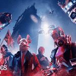 Watch Dogs: Legion - Reprodução