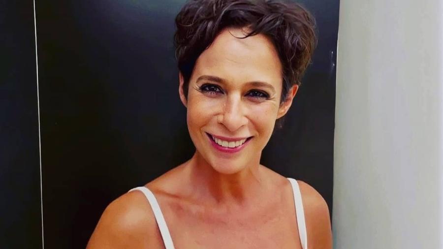 A atriz Andrea Beltrão - Reprodução/Instagram