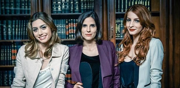 """Juliana Schalch, Rafaella Mandelli e Michelle Batista estão de volta na terceira temporada de """"O Negócio"""" - Divulgação"""