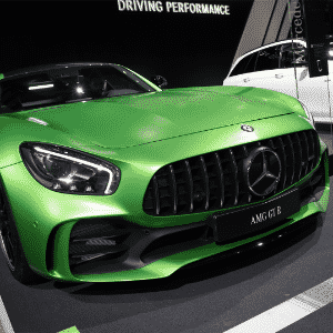 AMG GT R - Murilo Góes/UOL