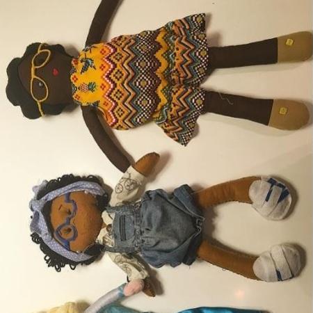 Giovanna Ewbank posta foto das bonecas de sua filha, Titi - Reprodução/Instagram/@gio_ewbank