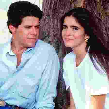 """Malu Mader e José Mayer em """"Fera Radical"""" (1988) - Divulgação - Divulgação"""