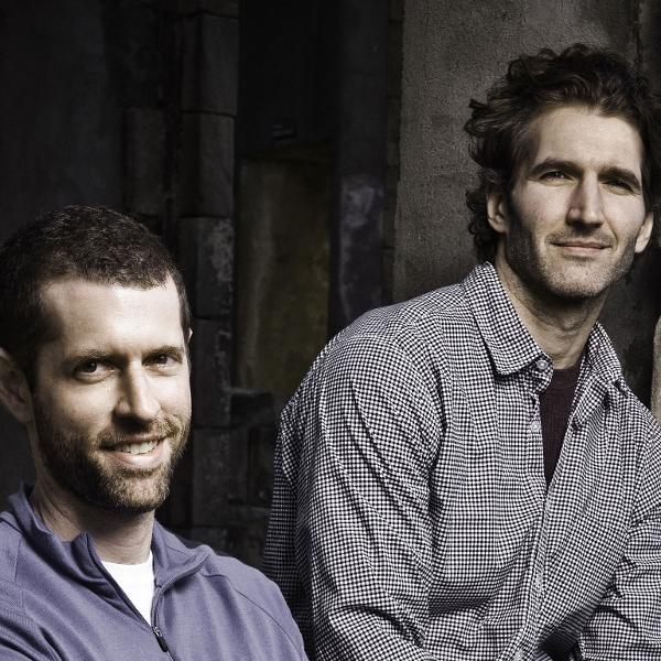 Os produtores de 'Game of Thrones',  David Benioff e D. B. Weiss