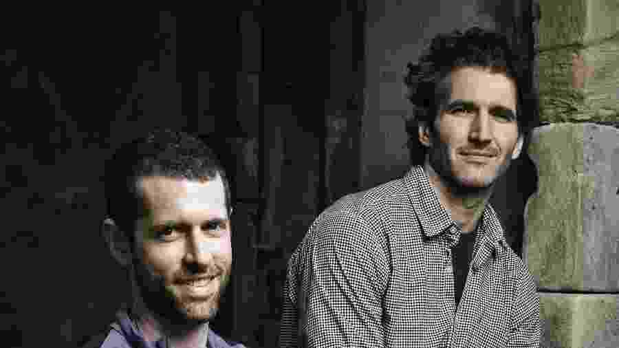 Os produtores de Game of Thrones,  David Benioff e D. B. Weiss - Divulgação