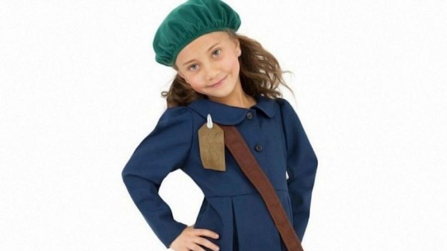 Fantasia de Halloween inspirada em Anne Frank - HalloweenCostumes.com