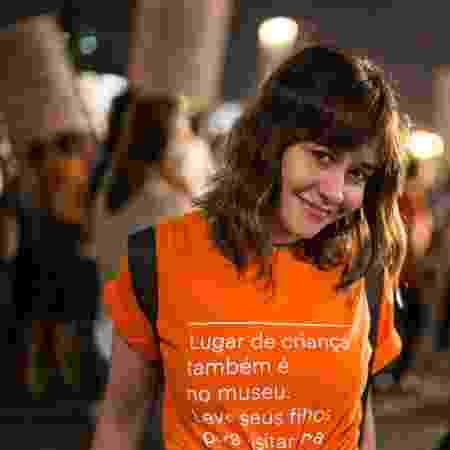 A atriz Alessandra Negrini - André Lucas/UOL - André Lucas/UOL