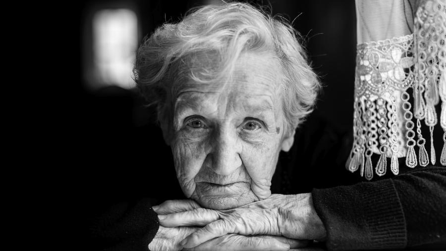 29% dos entrevistados temem a solidão na velhice - iStock