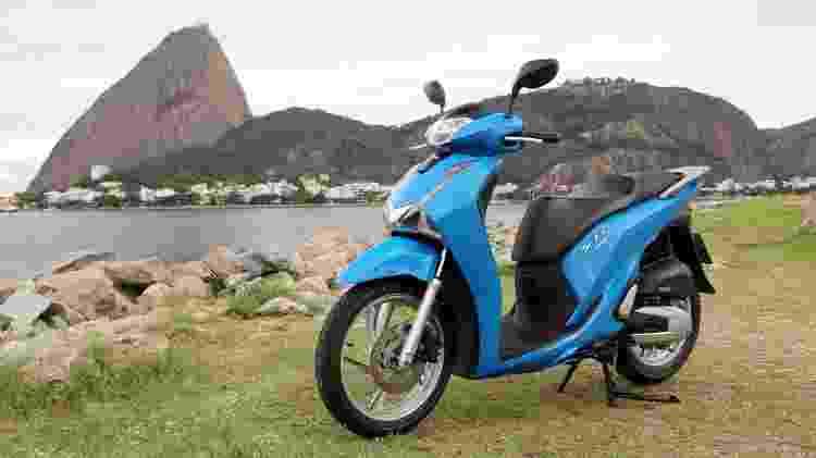 Honda SH 150 - Divulgação - Divulgação