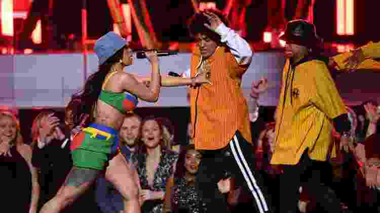 Bruno Mars e Cardi B - Getty Images - Getty Images