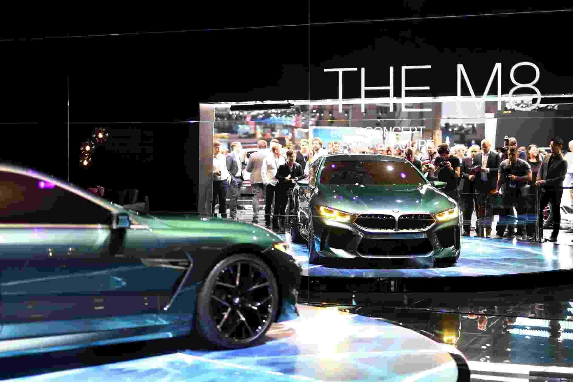 BMW M8 Gran Coupé Concept - Newspress