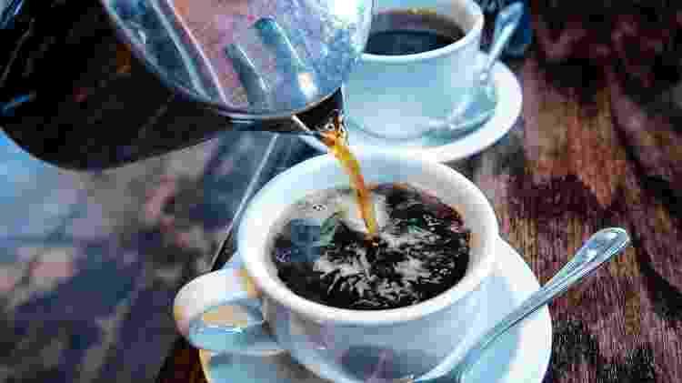 Só de ver imagens que lembram café o cérebro já se anima e fica mais atento - iStock - iStock