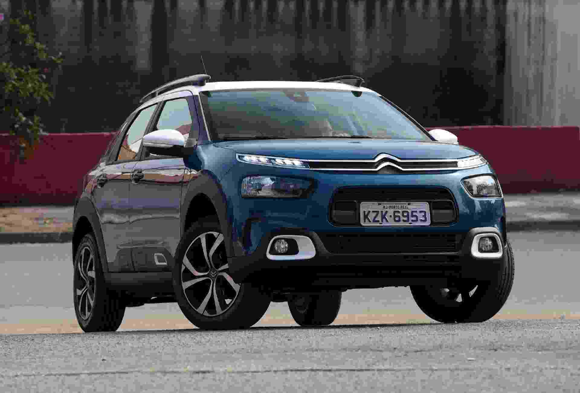 Citroën C4 Cactus - Murilo Góes/UOL