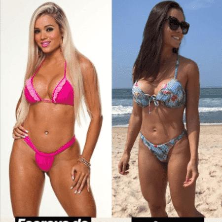 Ex-Panycat Aryane Steinkopf revela que sofreu com transtorno de imagem - Reprodução/Instagram