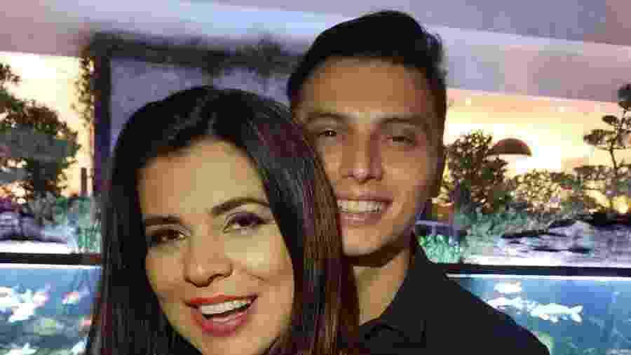 Mara Maravilha e o namorado Gabriel Torres estão juntos desde 2015 - Reprodução/Instagram/@maramaravilhaoficial