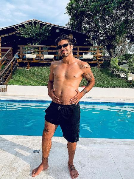 """Caio Castro entra como convidado especial em """"Os Roni"""" - Reprodução/Instagram"""