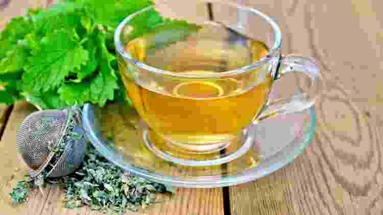 Chá de melissa - Istock  - Istock
