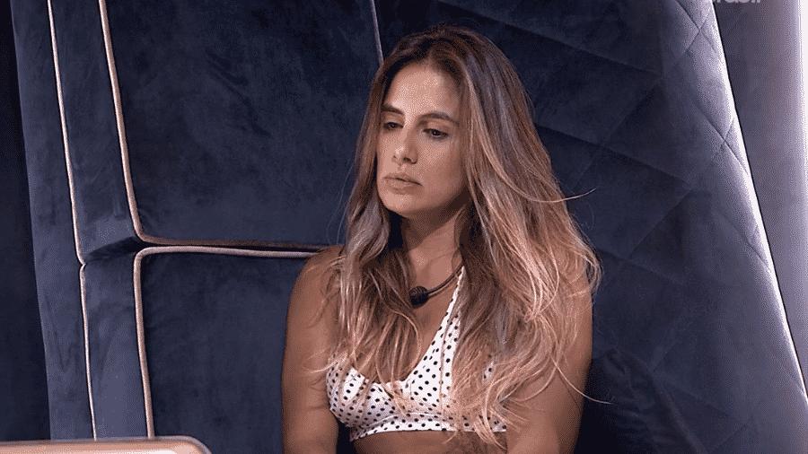 """Carol Peixinho no confessionário do """"BBB19"""" - Reprodução/GloboPlay"""