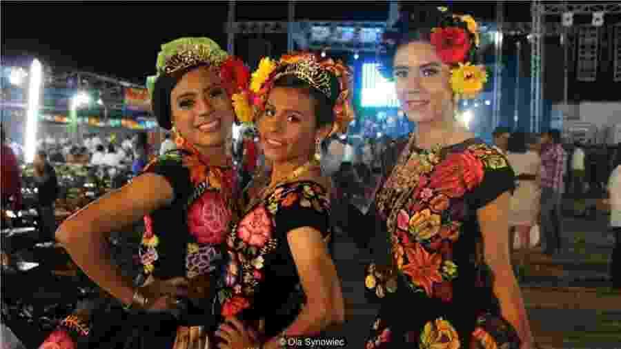 A Vela de Las Intrepidas acontece em novembro em Juchitán de Zaragoza - Ola Synowiec