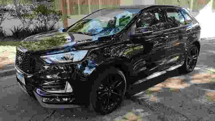 Ford Edge ST 2019 - Reprodução - Reprodução