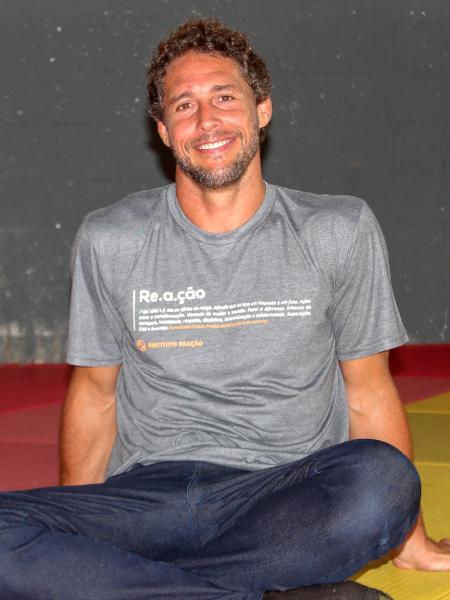 Flávio Canto fundou em abril de 2003 o Instituto Reação - Divulgação/Instituto Reação