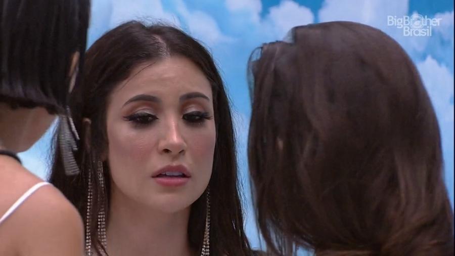 Bianca se revolta após conversa com Rafa Kalimann - Reprodução/Globoplay