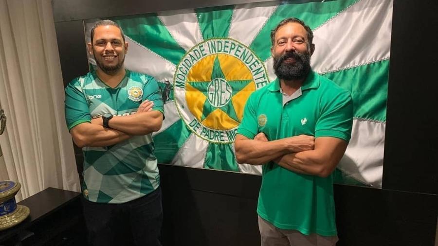 Mocidade Independente anuncia Fabio Ricardo como novo carnavalesco  - Reprodução/Instagram