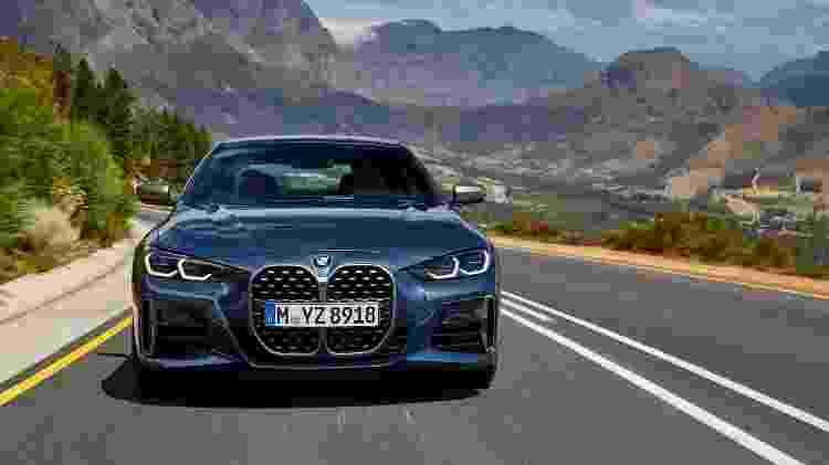 BMW Série 4 2 - Divulgação - Divulgação