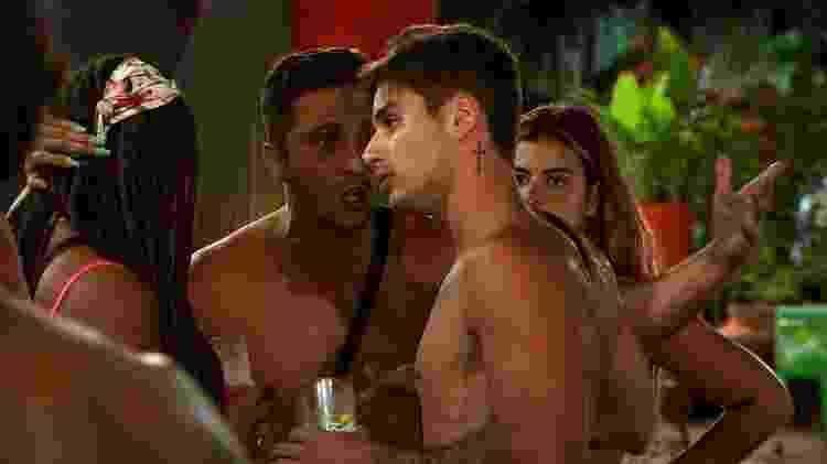 Os ânimos ficam exaltados no terceiro episódio do 'De Férias com o Ex' - Divulgação/MTV - Divulgação/MTV