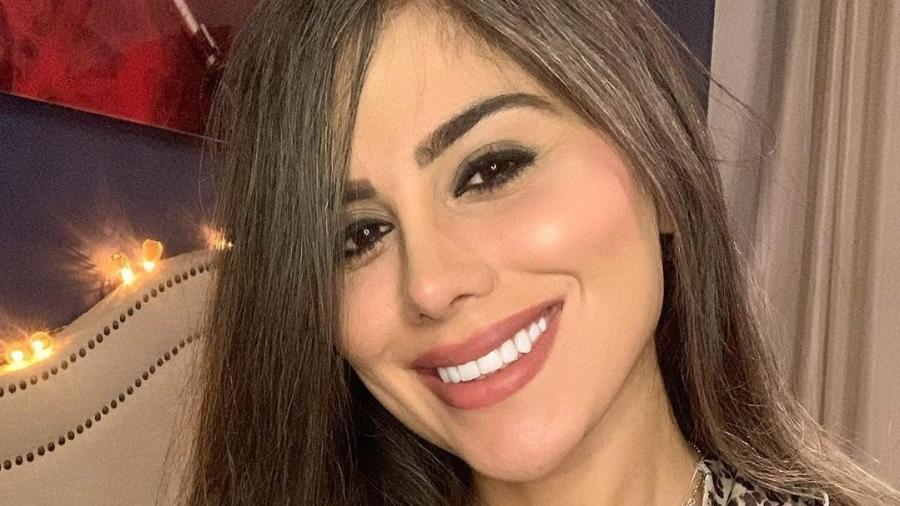 A ex-BBB Vanessa Mesquita assumiu o cabelo branco - Reprodução/Instagram