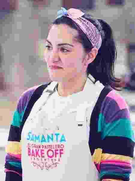 """Samanta Casais, que venceu o """"Bake Off Argentina"""", mas foi desclassificada - Reprodução/Instagram"""