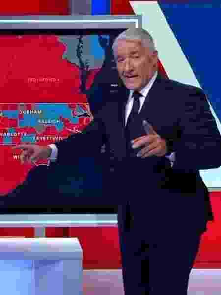 john king - reprodução/CNN - reprodução/CNN