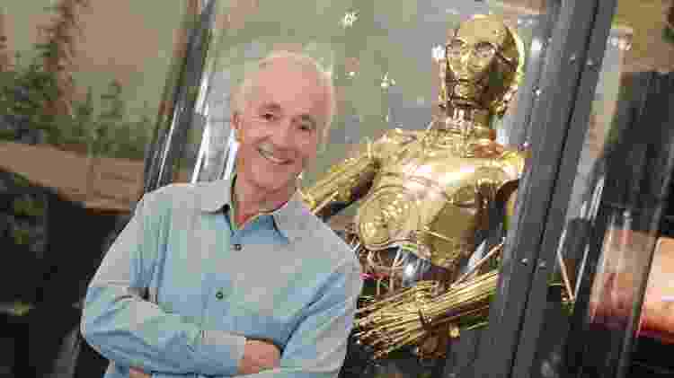 anthony daniels c3po - Gareth Cattermole/Getty Images - Gareth Cattermole/Getty Images