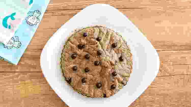 Brownie de cookie para a Páscoa - Veronica Laino - Veronica Laino