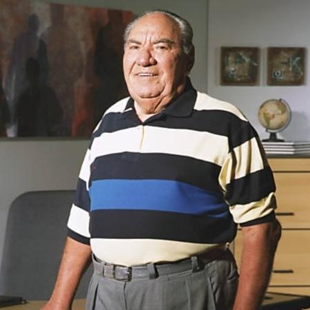 Morto em 2014, Samuel Klein, fundador das Casas Bahia, é acusado de ter explorado sexualmente meninas - Divulgação