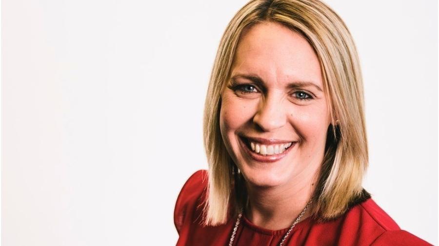 A apresentadora da BBC Radio Newscastle, Lisa Shaw - Reprodução/BBC