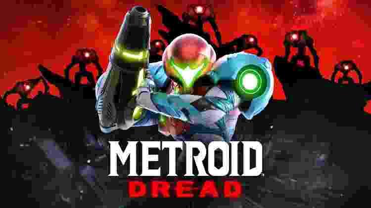Metroid Dread - Reprodução - Reprodução