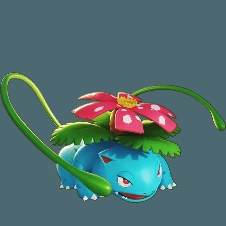 Venusaur - Divulgação/Nintendo - Divulgação/Nintendo