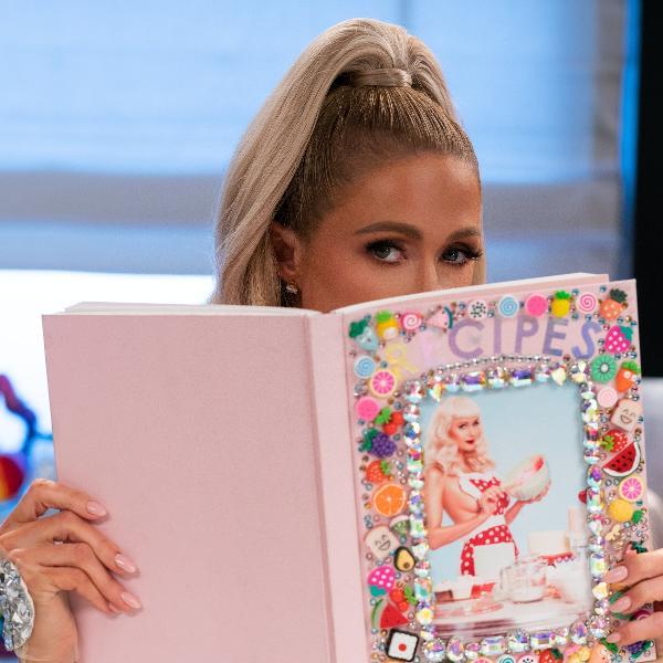 """Imagem de divulgação de """"Cozinhando com Paris Hilton"""", da Netflix"""