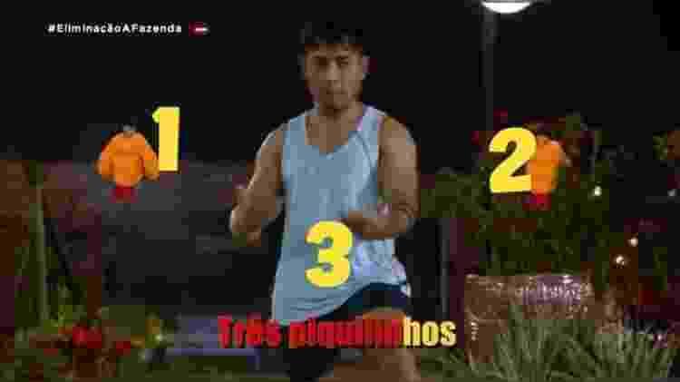 A Fazenda 2021: 'Sucessos do Piquilo' é paródia de músicas infantis - Reprodução/Youtube - Reprodução/Youtube