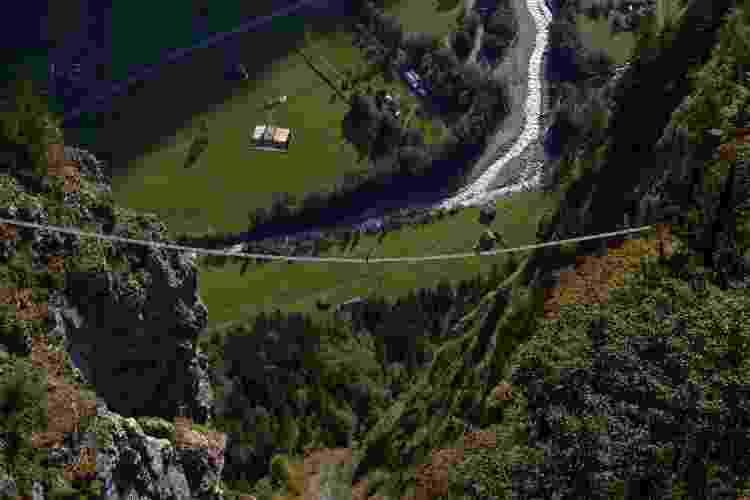Resort de ski Murren é obcecado por James Bond (1) - Divulgação - Divulgação