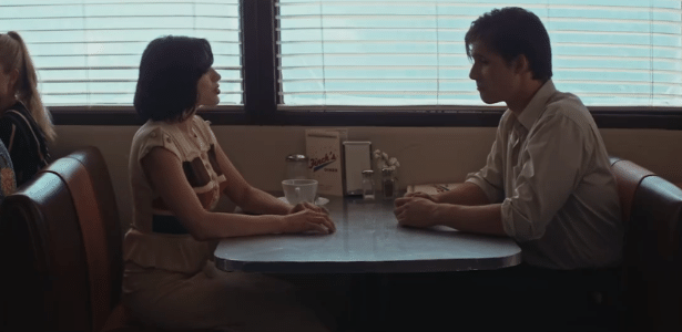 """Cena do curta-metragem """"We""""ve Met Before"""" inspirado em """"Crepúsculo"""" - Reprodução"""