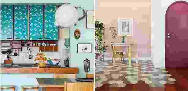 Reprodução/ Instagram - Histórias de Casa/ Montagem UOL