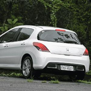 Peugeot 308 Allure - Murilo Góes/UOL