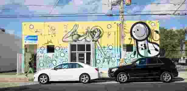 A região de Miami é hoje uma das mecas do grafite nos Estados Unidos - Moris Moreno/The New York Times