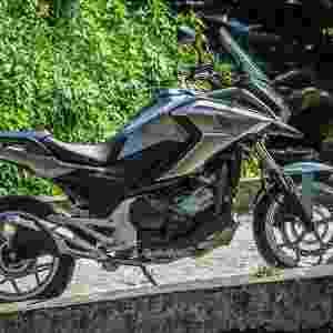 Honda NC 750X 2016 - Divulgação