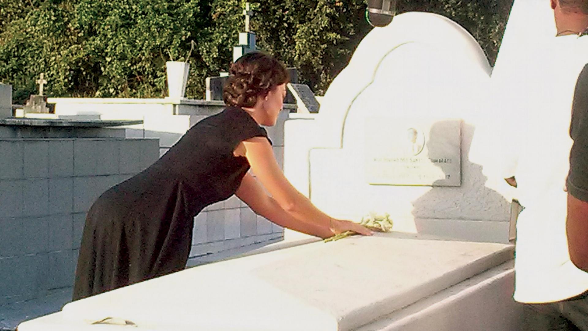 Juliana Paes filma sua última cena em