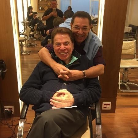 Jassa parabeniza Silvio Santos, que comemora 86 anos neta segunda (12) - Reprodução/Instagram/jassajj
